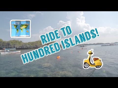 RIDE TO HUNDRED ISLANDS! l VLOG#2