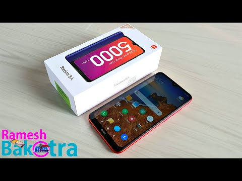 Redmi 8A Unboxing and Full Review