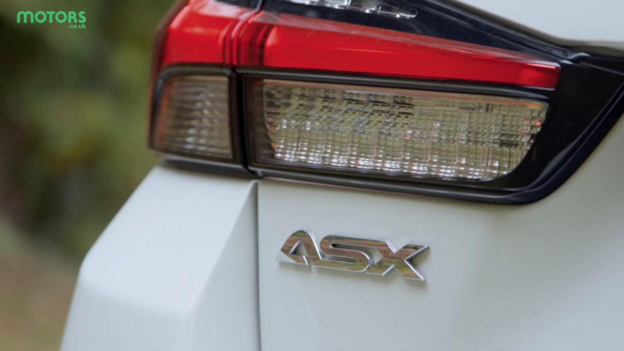 Motors Co Uk Mitsubishi Asx Review Youtube