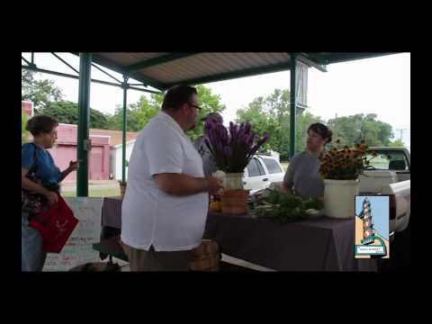 100 Fun Things to do in Downtown Paris Texas - Farmer's Market
