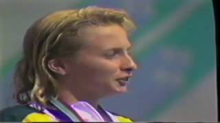 1990 Commonwealth Games Womens 100m Freestyle