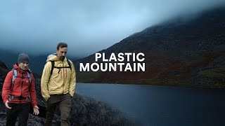 Leave No Trace - Plastic Mountain