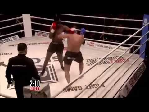 SUPERKOMBAT World Grand Prix: Ali Cenik vs Redouan Cairo
