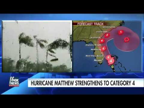 Reporter describes Matthew's impact on the Bahamas