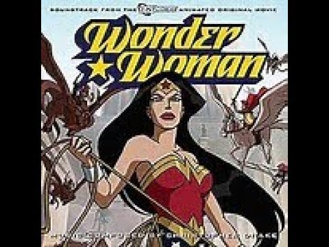 Superhero Chronicles: Wonder Woman (2009 Animated Movie) Review