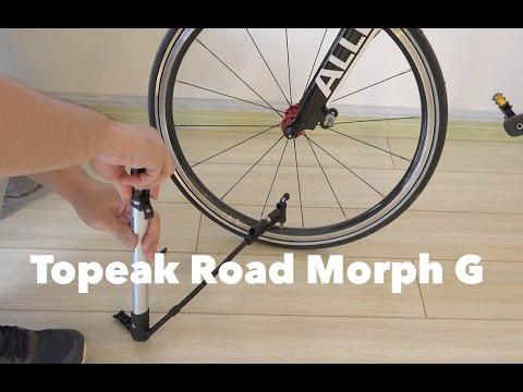 Topeak Turbo Morph G Mini Pump