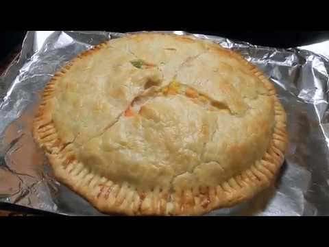 Semi Homemade Delicious Chicken Pot Pie