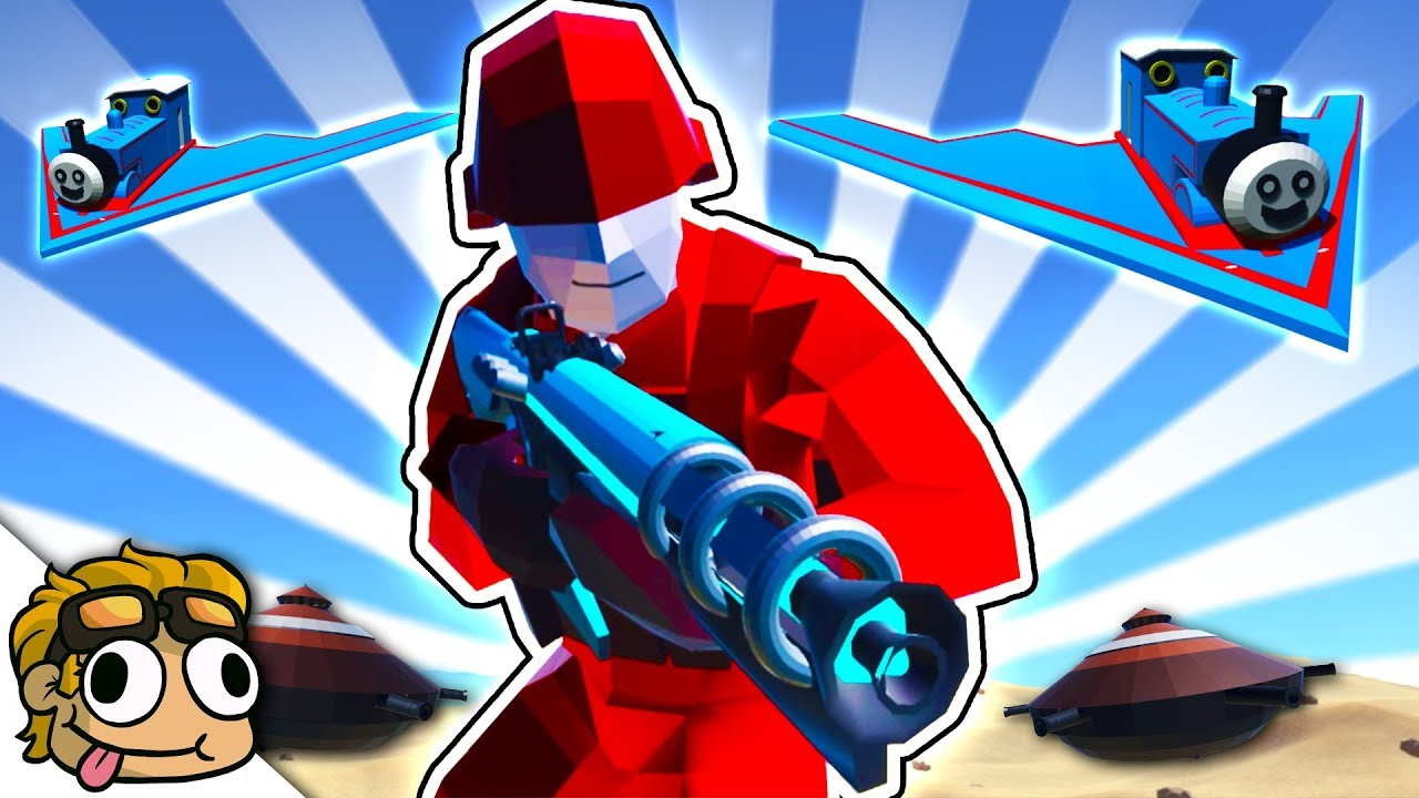 WEIRD WEAPONS OF WAR 2! | Ravenfield Weapon and Vehicle Mod Beta Gameplay