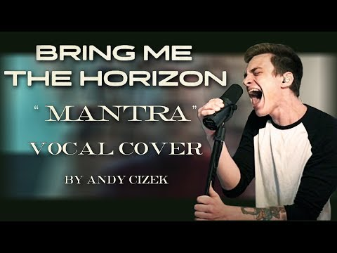 "Bring Me The Horizon ""Mantra"" VOCAL COVER thumbnail"
