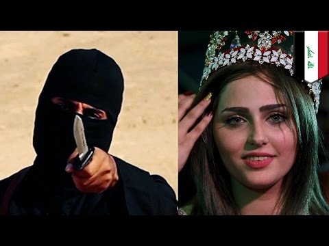 ISIS threatens Miss Iraq: Beauty queen warned 'join us or we will kidnap you' - TomoNews
