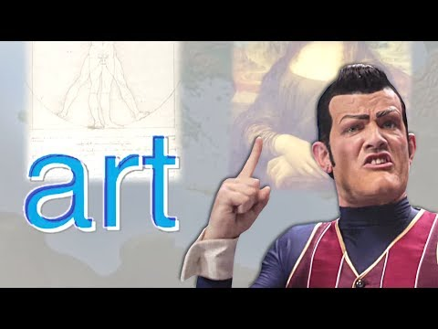 Thumbnail: We Are Number One but it's explained by Bill Wurtz
