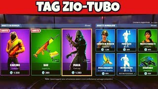 FORTNITE SHOP OF TODAY 26 MAY NEW SKIN CARLINO, MASTICARE TO AND COVERAGE BAU