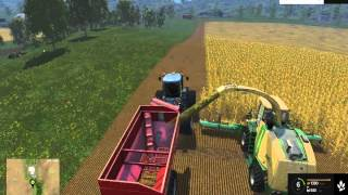 Episode 7: Farming Simulator 2015 Cruise Control Helpful tip
