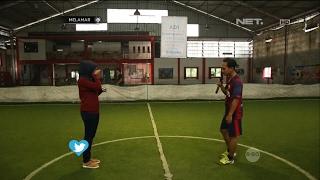 Melamar Episode 118 Surprise Buat Kekasih di Lapangan Futsal 2 3