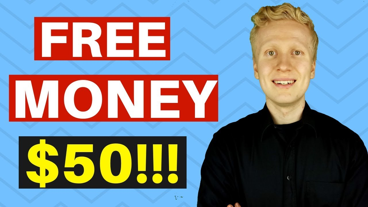 FREE PayPal Money Giveaway $50! Get Free PayPal Cash Instantly! How to get  Free Paypal Money in 2019