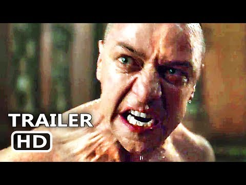 GLASS Trailer 2 (NEW 2019) James McAvoy, Bruce Willis, Samuel L. Jackson Movie HD