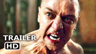 GLASS Trailer 2 (NEW 2019) James McAvoy, Bruce Willis, Samuel L. Jackson Movie HD