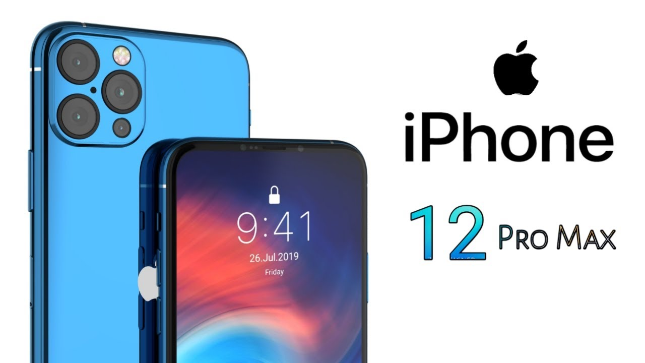 iPhone 12 Pro Max 2020 Trailer Concept introduction,