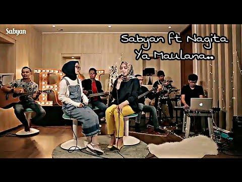 SABYAN-YA MAULANA ft. NAGITA - KERENN..!!