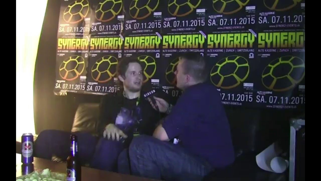 Morvan interview, Synergy Events, Zürich 2015