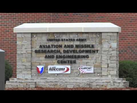 North Alabama, Industry Spotlight -  Redstone Arsenal
