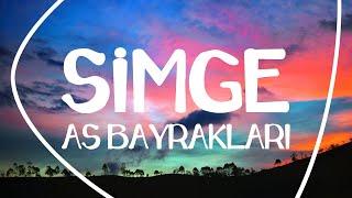 Simge - As Bayrakları (Lyrics / Letras / Şarkı sözü) Resimi