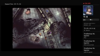 Final Fantasy 7 part 1 ChibiWolf 34's Live PS4 Broadcast