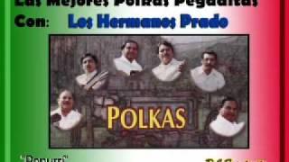 Los Hermanos Prado - Polkas y más polka...