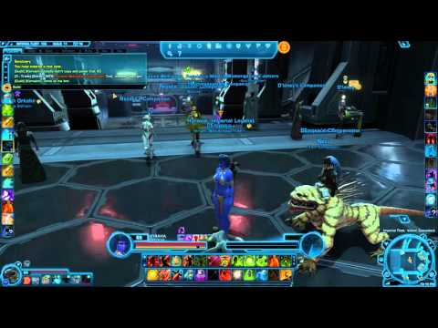 SWTOR Tutorial: Chat Tabs
