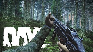 Strange shots in the Woods... - DayZ 0.63