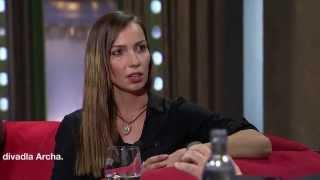 3. Miroslava Kytková - Show Jana Krause 19. 11. 2014