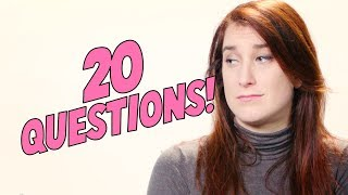 20 Questions with Joanna