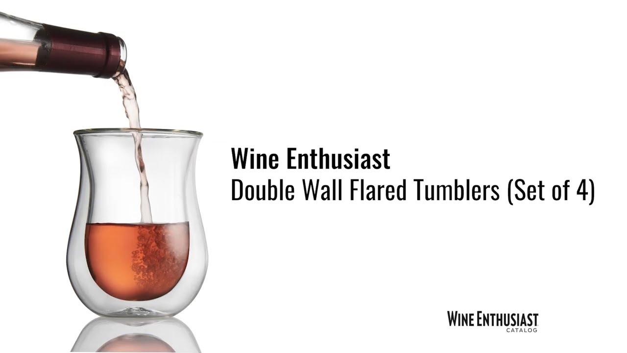Wine Enthusiast Platinum Decanter