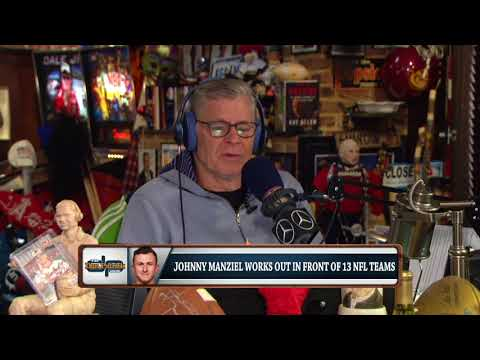 Dan Patrick on Johnny Manziel's Comeback Attempt: