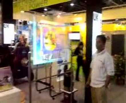 holographic projection uae