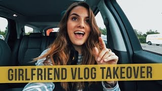 GIRLFRIEND VLOG TAKEOVER | Wales #1