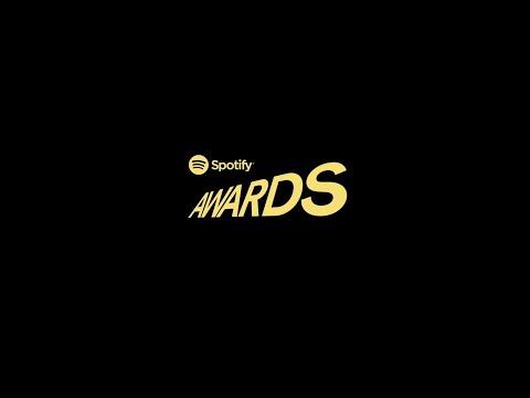 Spotify presents the Spotify Awards