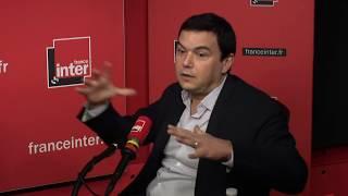 Thomas Piketty et Lucas Chancel,  sont les invités de Léa Salamé à 8h20.