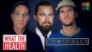 EXCLUSIVE: The Man Behind What the Health & Cowspiracy
