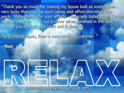 Heavenly Maid Services Dallas Texas -Servicing the North Dallas Metroplex