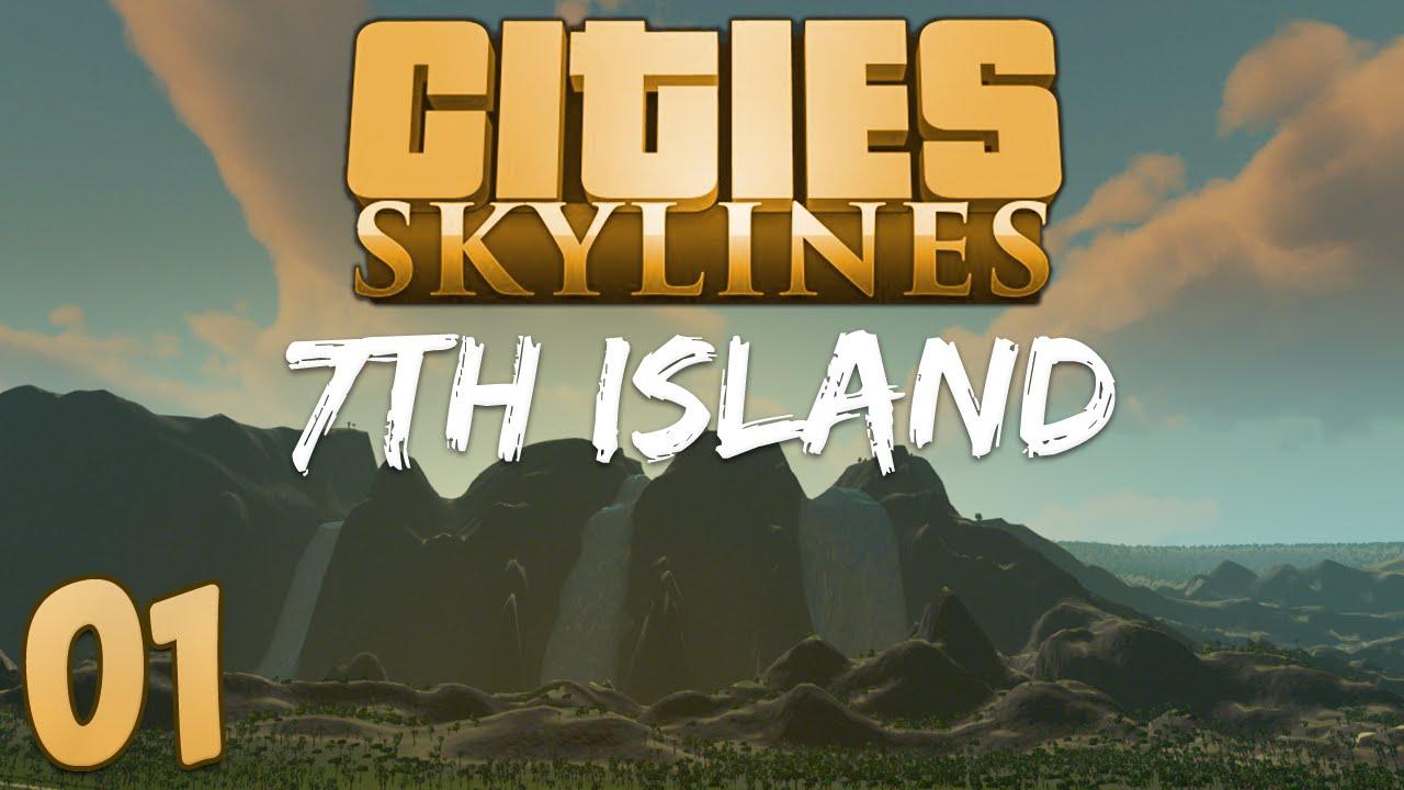 Cities Skylines: 7th Island
