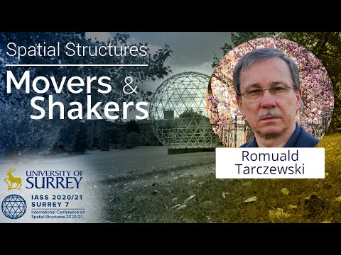 Play video: 'Spatial Structures; Movers and Shakers' - with Romuald Tarczewski