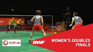 Download Video F | WD | FUKUSHIMA/HIROTA (JPN) [1] vs POLII/RAHAYU (INA) [4] | BWF 2019 MP3 3GP MP4