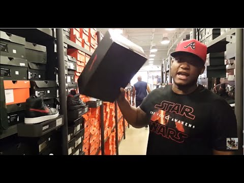 NEW OUTLET VLOG/COMMERCE GA!!! 3/27/16