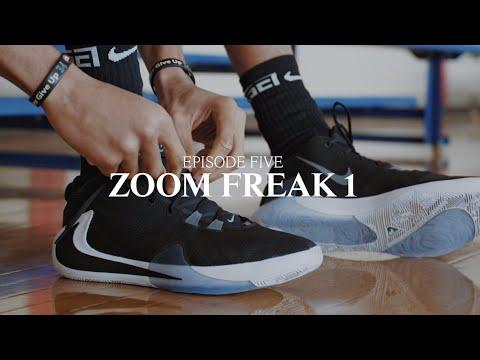 Nike -  I Am Giannis Ep. 5: Zoom Freak 1