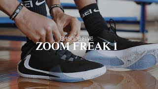 Zoom Freak 1 | I Am Giannis, Episode 5 | Nike
