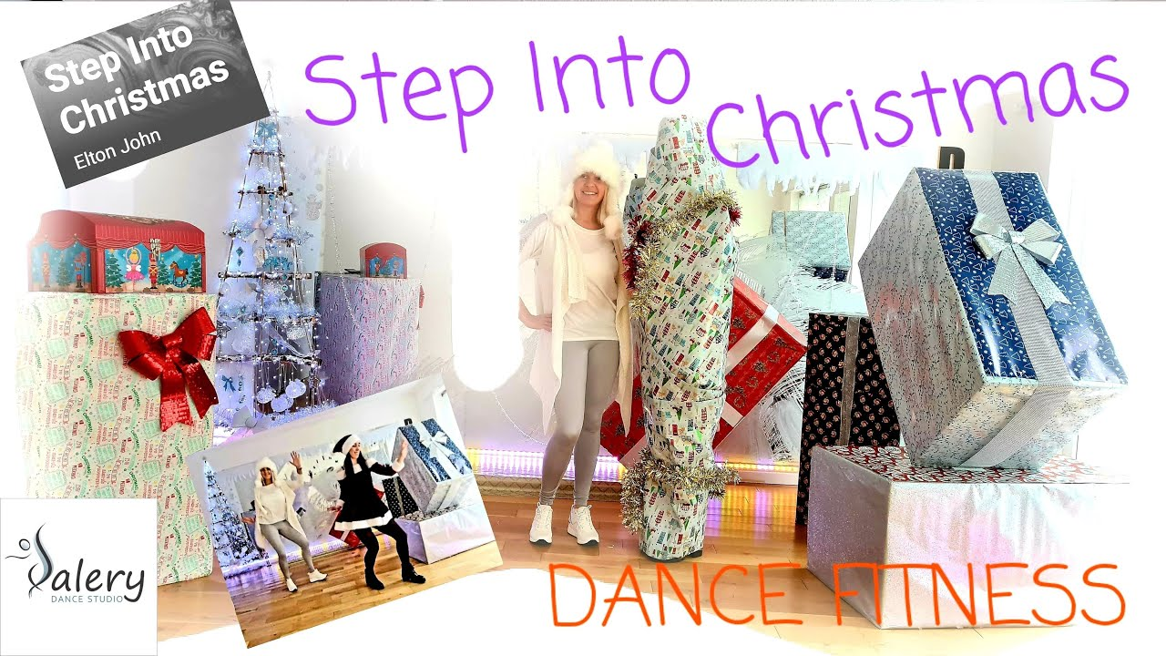 Step Into Christmas Dance Fitness - Elton John