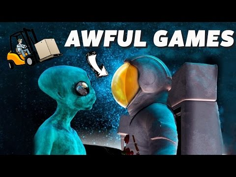 GOD AWFUL GAMES - The God's Chain Gameplay
