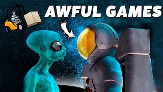 GOD AWFUL GAMES - The God