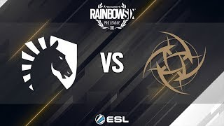 Pro League LATAM - Dia 14 - Liquid vs NiP